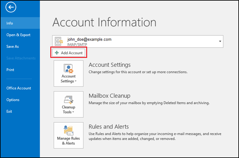 How to use Outlook addressbook and calendar with mail hosted in